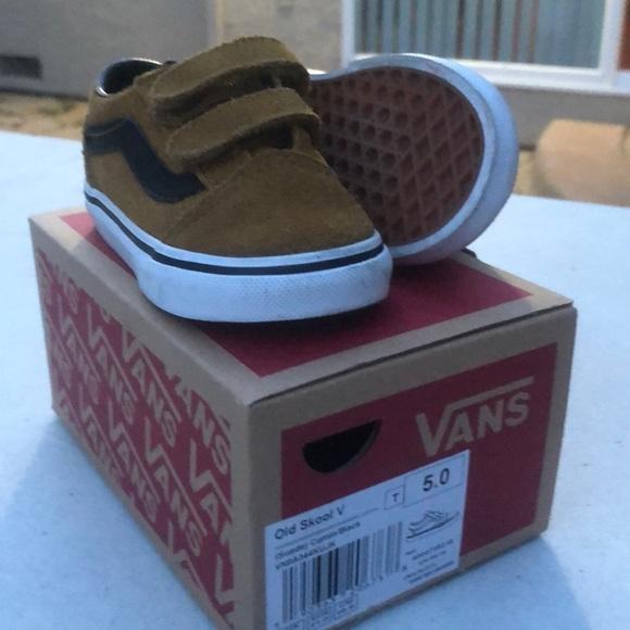 Vans Shoes | Old Skool Cuminblack